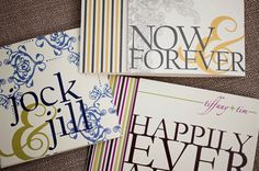"""Create custom wedding invitations! """"Paper Passionista"""" - Invitations & Stationery is Seattle's first exclusive mobile stationery service that provides luxury treatment and makes invitations fun and stress free. We are thrilled to have them at the 2014 One Love Wedding Showcase!"""