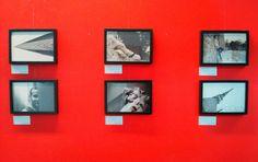 Esposizione a Paratissima PIX 2013 - Una nuvola in testa: Paratissima PIX 2013 - In principio c'era un muro rosso.