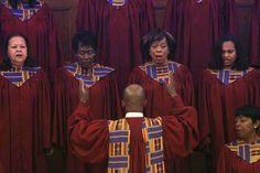 Best gospel choirs in Harlem