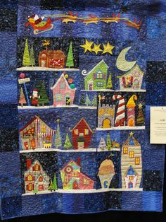 Christmas quilt ..love<3