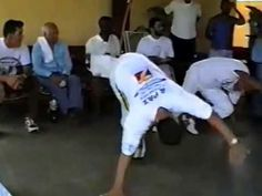 Capoeira Mestres Onça Tigre, Gato Preto, Dom Ivan, Clodoaldo, Polêmico....