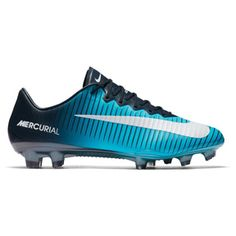 Nike Mercurial Vapor XI FG Soccer Shoes (Fire & Ice): http://www.soccerevolution.com/store/products/NIK_10936_F.php