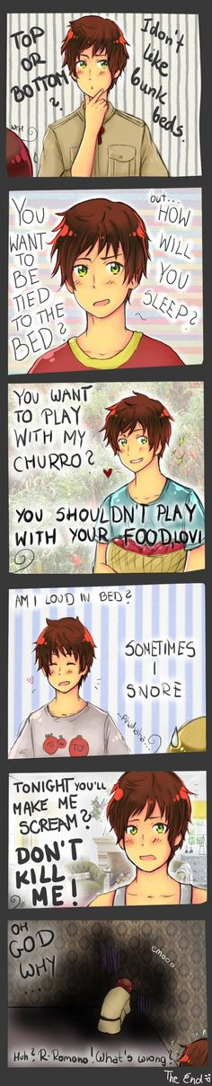 APH: Spain meme by ~Jaskierka on deviantART