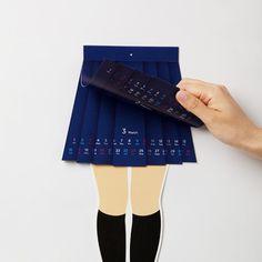 這月曆真是令人害羞XD