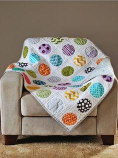 Bijou Lovely | 33circle quilt take two.