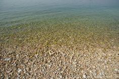 Das Meer in Zadar ist an allen Stränden wunderschön und sauber...