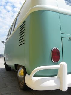 #VW #Camper #ClassicCar #QuirkyRides