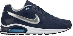 Nike Men's Air Max Command Leather Sneakers
