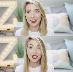 Zoe is pretty perfect