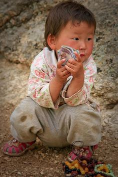 Precious Child of Mongolia