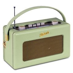 Revival R250 Radio Green now featured on Fab.