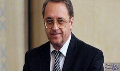 الروسي بوغدانوف يؤكد علي الحل السياسي في سورية: أكد مبعوث الرئيس الروسي الخاص إلى الشرق الأوسط ودولأفريقيانائب وزير الخارجية ميخائيل…