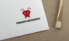 Our logo #logo #designlogo #classiclogo #antlogo #antslogo #termitelogo #termitlogo #createlogo #logotype #mockuplogo