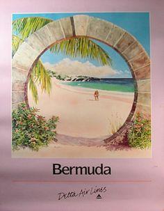 Delta Air Lines Bermuda