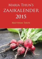 Maria Thun's zaaikalender  / 2015
