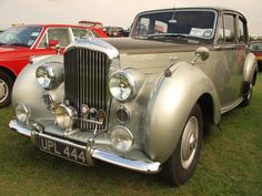Bentley R-Type Saloon Cars - 1954 | Flickr - Photo Sharing!