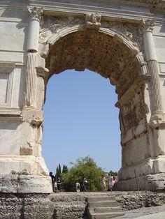 Arco di Tito, Rome, province of Rome , Lazio region Italy