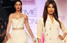 Morningcable Bollywood Gallery: Priyanka Chopra at Lakme Fashion Week 2014 Day 2