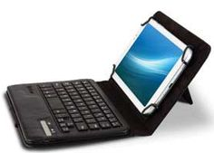Hipstreet Universal 7/8 Android Tablet Case with Bluetooth Keyboard | World Laptops