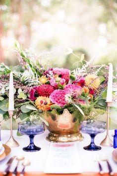 Swoon-worthy arrangement! (Photo: Reverie Supply & Co., Amanda Burnette & Glamour and Grace)