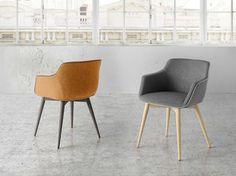 Cadeiras modernas Contemporary chairs www.intense-mobiliario.com  XAJ