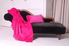 Decorate your sofa with colourful throws and cushions #cushion #throw