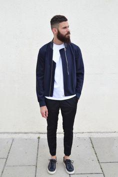 Paul smith jacket Ami Paris trousers Buttero sneakers