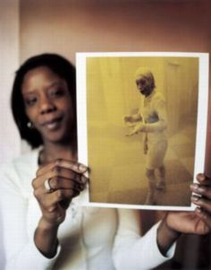 Marcy Borders, the 'Dust Lady' in the iconic 9/11 photo, died today of stomach cancer at age 42. She believed her cancer was related to exposure to carcinogens on 9/11.