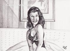 Rita Has a Secret by ilikecokekd.deviantart.com on @deviantART