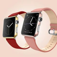 Protect your Apple watch with this luxury Apple watch case! This is a one-piece fully protective Apple watch case with crystal clear screen protector. Available in 3 colours: Yellow Gold, Rose Gold an Apple Watch Space Grey, Rose Gold Apple Watch, Apple Watch Series 1, Apple Watch Bands, Apple Watch Models, Unique Iphone Cases, Apple Products, Watch Case, Watches