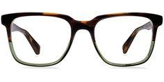 Eyeglasses - Chamberlain in Saddle Sage