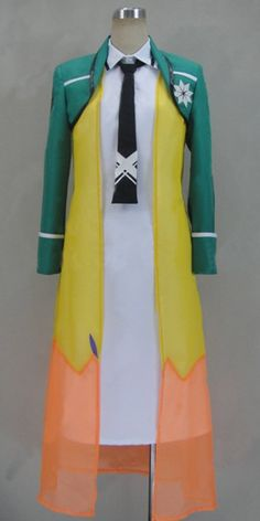 Onecos the Irregular At Magic High School Mitsui Minorukaoru Cosplay Costume *** Click image for more details.