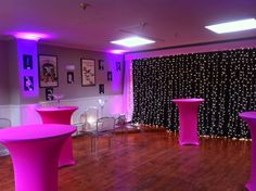 I would love to set up my club themed party like this its so cute but still really roomy!