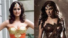 """Lynda Carter está emocionada con la nueva """"Wonder Woman"""""""