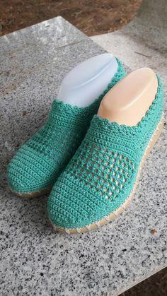 Knit Shoes, Crochet Shoes, Crochet Slippers, Sock Shoes, Flip Flop Sandals, Shoes Sandals, Dress Shoes, Crochet Bikini Top, Basic Crochet Stitches