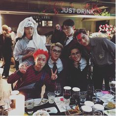 Exo-halloween party