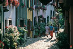 Eguisheim   Les plus beaux villages de France - Site officiel