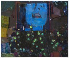 Sangram Majumdar  in dreams, 60 x 72 in, oil on linen, 2012