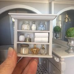 2017 Miniature Cabinet ♡ ♡ By Mosandcable