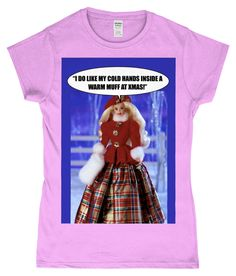 Hilarious Lesbian Xmas TShirt! I Love my cold hands in a warm muff! Gay Christmas, Lesbian Gifts, Cold Hands, Ken Doll, Christmas Jumpers, Stocking Fillers, Barbie And Ken, Hilarious, Stockings