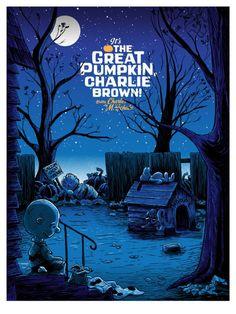 It's the Great Pumpkin Charlie Brown - Tim Doyle & Ridge Rooms Standard Edition