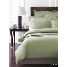 Organic Rayon from Bamboo 300 Thread Count Duvet Cover | Overstock.com