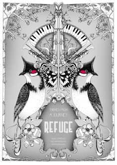 Poster for Refuge by Dangercat