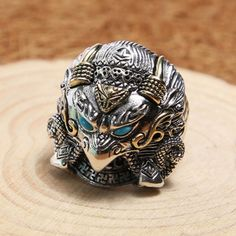 View all of our quality boutique sterling silver mens jewelry including rings, necklaces, pendants, chains & more. Mens Silver Jewelry, Men's Jewelry, Vintage Jewelry, Eagle Ring, Silver Dragon, Silver Eagles, Sterling Silver Cuff, Hammered Silver, 925 Silver