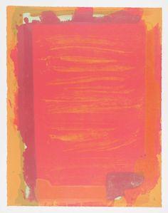 John Hoyland, \'Untitled II\' 1974