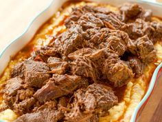 Get Spicy Stewed Beef Recipe from Food Network