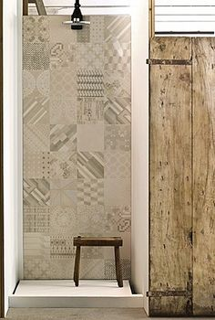 Modern Tile Designs by Patricia Urquiola Bring Digital Printing into Modern Interiors Patricia Urquiola, Modern Interior, Interior Architecture, Interior Design, Wall And Floor Tiles, Wall Tiles, Eclectic Tile, Patchwork Tiles, Tile Design