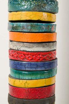joseph conforti | Totem, Multi Color(detail)