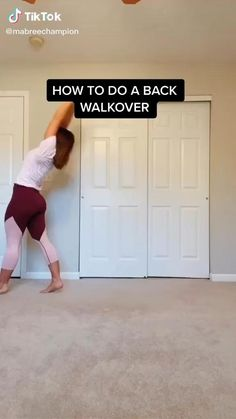 Gym Workout Videos, Gym Workout For Beginners, Fitness Workout For Women, Fitness Workouts, Gymnastics Tricks, Gymnastics Skills, Gymnastics Workout, Easy Gymnastics Moves, Gymnastics For Beginners