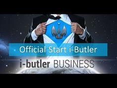 Старт компании I-Butler. Official Start i-butler